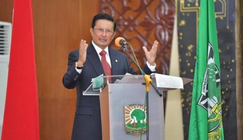 Fadel Muhammad: Pertanian Bisa Jadi Tulang Punggung Pembangunan