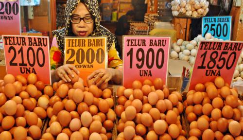 Cabai dan Telur Ayam Diprediksi Masih Jadi Momok Inflasi Desember 2020