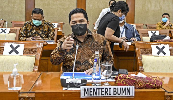 Menteri BUMN Erick Thohir Ajak BPKP Berantas Korupsi di Tubuh BUMN