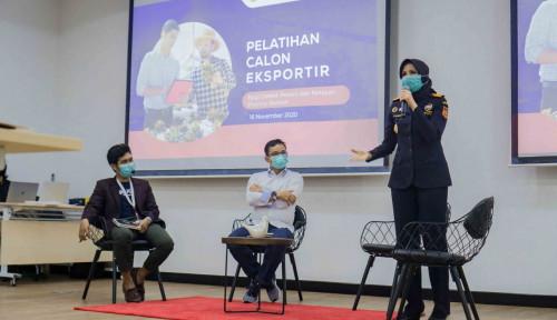Program Ekspor UMKM, Bea Cukai Soekarno-Hatta Kunjungi Export Hub PT AeXI