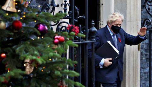Boris Johnson Isyaratkan Vaksinasi Corona Mungkin Diberikan Rutin Seperti Vaksin Flu karena...