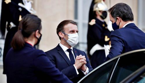 Macron Menyerukan Iran Kembali ke Pembicaraan Nuklir Sebelum Barat...