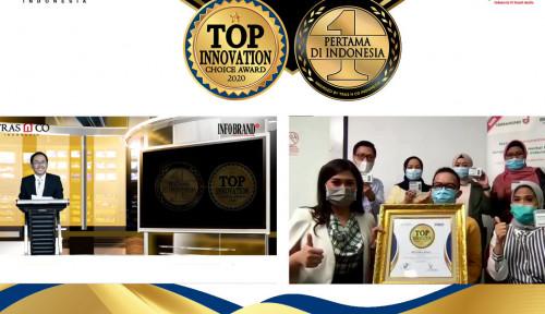 Mustika Ratu Raih Top Innovation Choice Award 2020 untuk Produk Herbamuno+