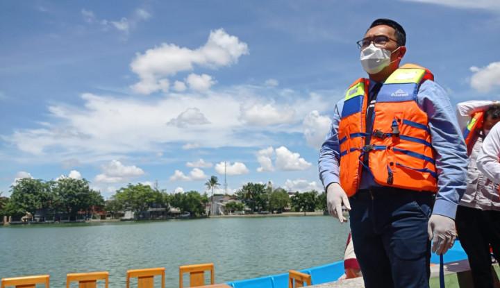 Membludak Tak Terkendali, Ridwan Kamil Intruksikan Akses Wisata Pangandaran dan Ciwidey Ditutup