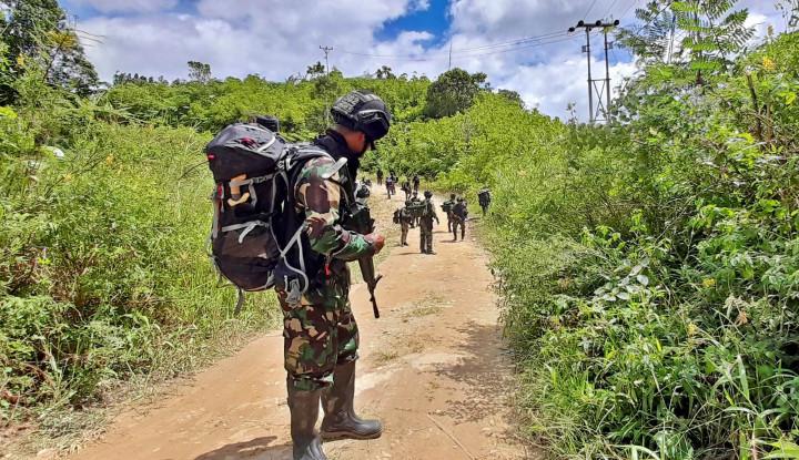 Kena Kan! Kontak Tembak TNI-Polri di Papua Bikin 2 Anggota KKB Teroris Tewas di Dor...