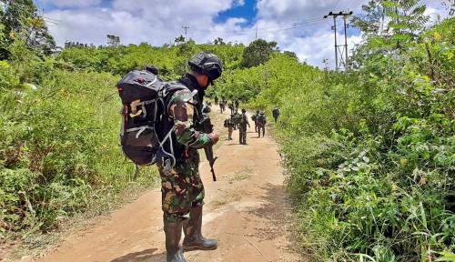 Kena Kan! Kontak Tembak TNI-Polri di Papua Bikin 2 Anggota KKB Teroris Tewas Didor...