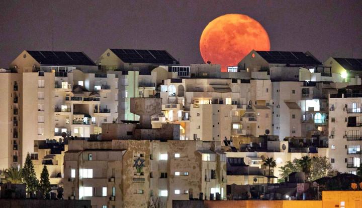 Israel Terapkan Jam Malam Di Kota Lod yang Mayoritas Warga Arab Pasca Kerusuhan