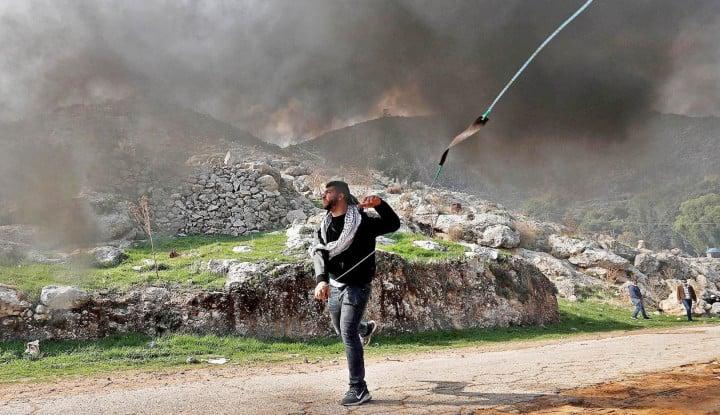 Zionis 'Butuh' Perang dengan Palestina untuk Tetap Eksis