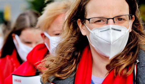 Amerika Perpanjang Wajib Masker di Transportasi Umum Sampai 2022