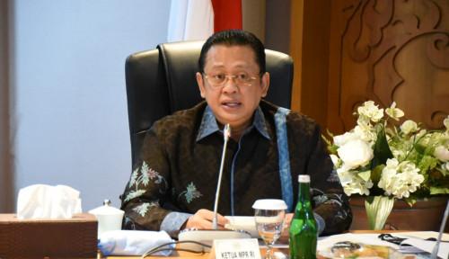 Bertemu Sandiaga Uno, Ketua MPR Ajak Kembangkan Wisata Sport Otomotif