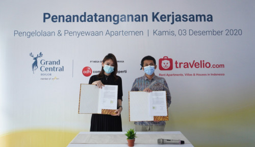 Gandeng Travelio, Apartemen Milik Addhi Commuter Properti Bisa Disewa Harian