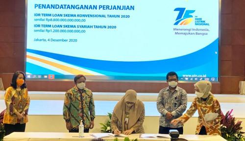 Dukung Infrastruktur, Mandiri Syariah Kucurkan Pembiayaan Sindikasi Rp1,2 T ke PLN