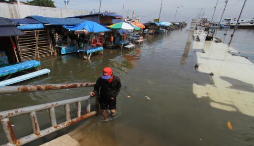 DKI Jakarta Berpotensi Tenggelam, Pemprov Prioritaskan Program Dampak Bencana Iklim