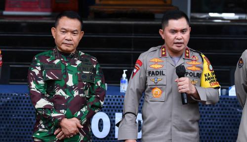Salat Idul Fitri Akan Dijaga Belasan Ribu Personel Gabungan TNI-Polri, Insyaallah Aman!