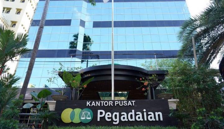 Asyik! Pinjaman Tanpa Bunga di Pegadaian Diperpanjang Sampai 31 Juni, Simak Syaratnya...