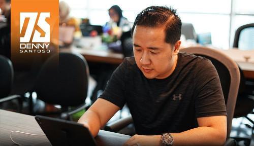 Belajar Digital Marketing dari Denny Santoso