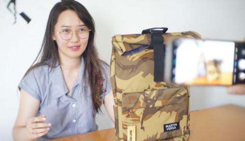 Meski Dihantui Pandemi Covid, Tas Fesyen Martinversa Tetap Bisa Jualan