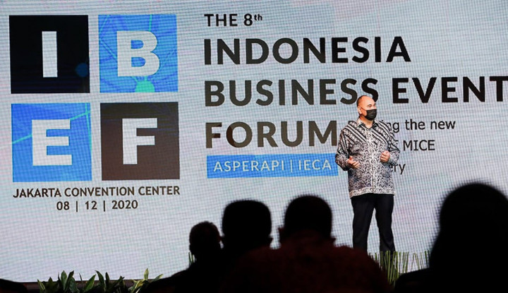 MICE ASPERASI dan Kemenparekraf Hadirkan The 8th Indonesia Business Event Forum