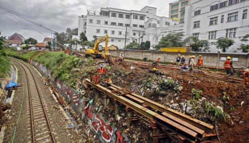 Hutama Karya Rampungkan Proyek DDT Manggarai-Jatinegara