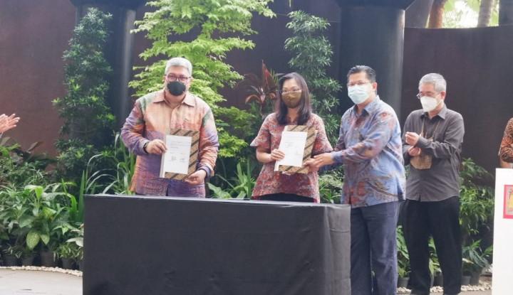 LINK KBLV Link Net Anugerahi Discover Possibilities Award ke Pelanggan Setia