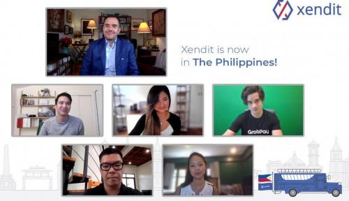 Keren!  Dari Indonesia Xendit Ekspansi ke Filipina