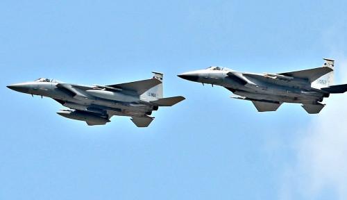 Jet Tempur MiG-31 Rusia Sukses Cegat Pesawat Mata-Mata Amerika