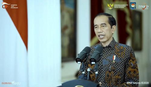 Presiden Jokowi Punya Pasukan Baru, Pasar Saham Bersorak-Sorai