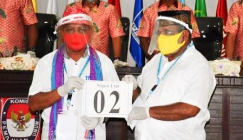 Gema Kemenangan Sudah Terdengar, Piet-Matret Unggul di Pilkada Teluk Bintuni