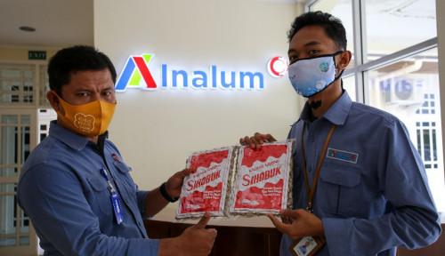 Inalum Peduli UMKM, Kacang Sihobuk Manise Cemilan Khas Sumatera Utara