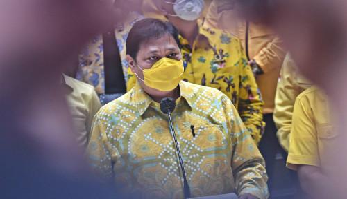Nama Menko Perekonomian Airlangga Hartarto Makin Wangi, OTW Calon Presiden 2024 Nih...