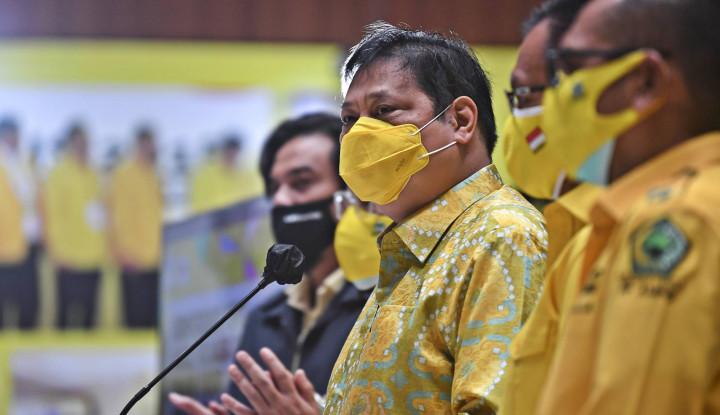 Airlangga Hartarto Capres Idaman Kaum Milenial, Kinerjanya Top!