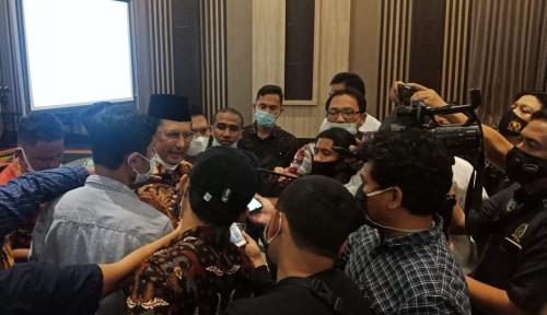 Fadel Muhammad Apresiasi Kinerja Ketua KPK Firli Bahuri