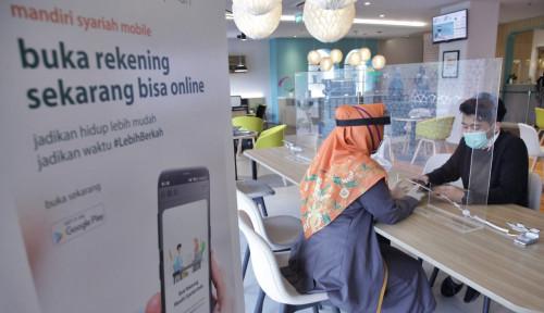 PT Bank Syariah Indonesia Dipimpin Hery Gunardi, Bakal Punya 10 Direksi