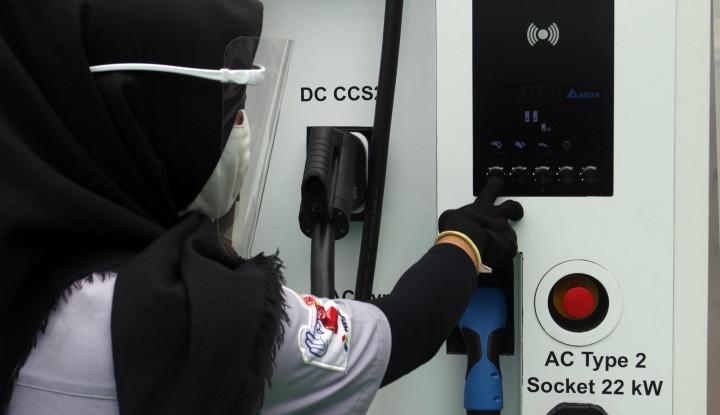 Dukung Energi Bersih, Pertamina Hadirkan SPKLU
