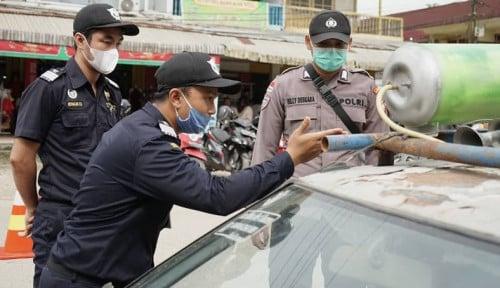 Tertibkan Vehicle Declaration, Bea Cukai dan Polri Gelar Operasi Simpatik