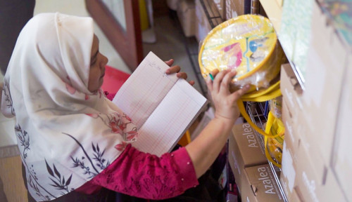 Foto Berjuang dari Rumah, Bisnis Ibu Rumah Tangga Ini Capai Miliaran Rupiah di Masa Pandemi