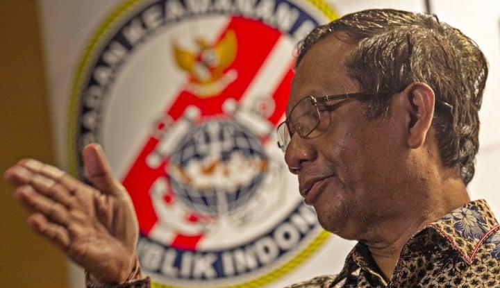 Hari Ini AHY dan Meoldoko Bakal Perang di Kemenkumham, Mahfud MD Janji Tak Akan Main-main