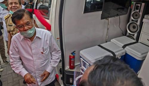 Dengar Curhatan Mas AHY, JK Tegas: Nggak Mungkin Jokowi Ikut Cawe-Cawe, Bisa Marah Bu Mega..