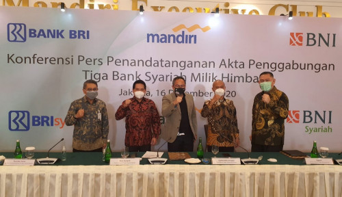 Catat! Bank Syariah Indonesia Bakal Gempur Pasar di Awal Februari,