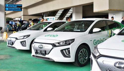 Berkat 6 Ribu Kendaraan Listrik, Grab Klaim Kurangi Emisi CO2 Hingga . . . .