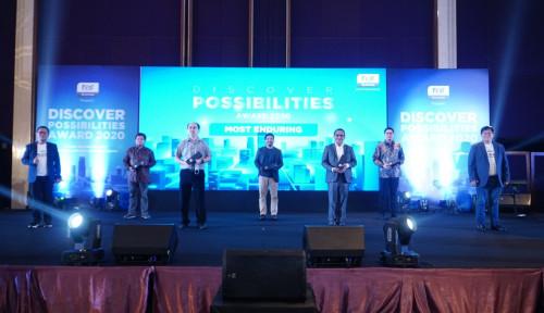 Link Net Anugerahi Discover Possibilities Award ke Pelanggan Setia