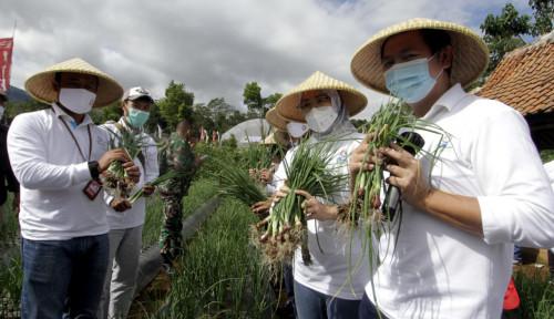EWINDO Bantu Akses Air Bersih dan Fasilitas Kebersihan Petani Pandeglang