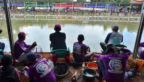Berebut Wuling Cortez, 64 Pemancing Ramaikan Grand Final Strike Championship 2020