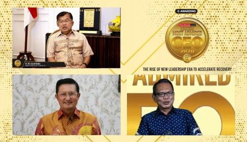 Inilah Para Peraih Indonesia Most Admired CEO 2020