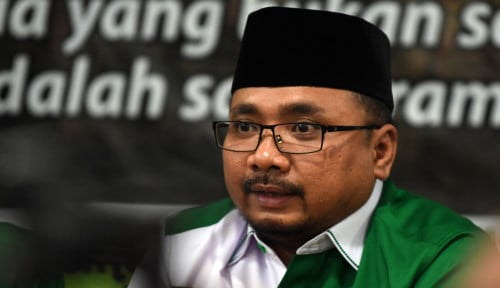 Tak Terima Din Syamsuddin Dianggap Radikal, Menteri Agama Yaqut Cholil: Kritis Beda sama Radikal