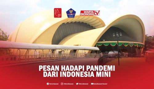Pesan Hadapi Pandemi dari Indonesia Mini