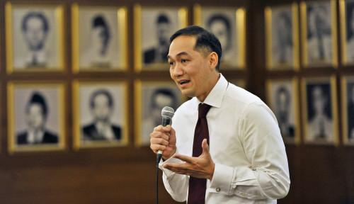 Perdagangan Indonesia-Tiongkok Ditargetkan Tembus US$100 Miliar
