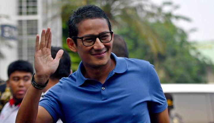 Foto Berita Dari 6 Menteri Baru di Kabinet Jokowi, Sandiaga Uno yang Terkaya