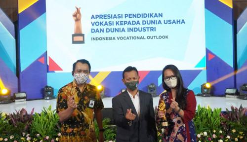 United Tractors Sabet Apresiasi Pendidikan Vokasi dari Kemendikbud