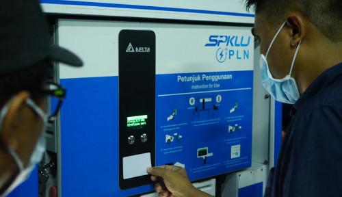 PLN Pastikan Pengisian Baterai Kendaraan Listrik, Rute Jakarta-Bali Siap Guna!